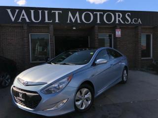 Used 2013 Hyundai Sonata Hybrid 4DR SDN for sale in Brampton, ON