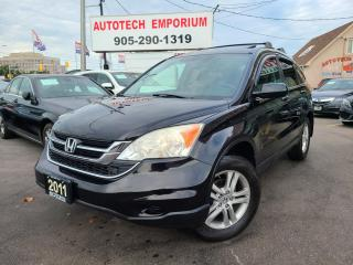 Used 2011 Honda CR-V EX 4WD Sunroof / Alloys All Power for sale in Mississauga, ON