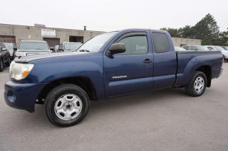 Used 2008 Toyota Tacoma 4CYL CERTIFIED 2YR WARRANT *FREE ACCIDENT* CRUISE ALLOYS BED COVER for sale in Milton, ON