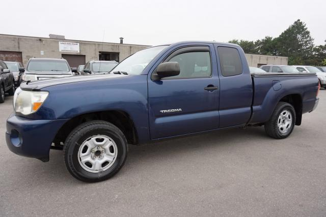 2008 Toyota Tacoma 4CYL CERTIFIED 2YR WARRANT *FREE ACCIDENT* CRUISE ALLOYS BED COVER