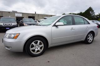Used 2008 Hyundai Sonata GLS V6 CERTIFIED 2YR WARRANTY *1 OWNER* CRUISE ALLOYS FOG LIGHTS for sale in Milton, ON