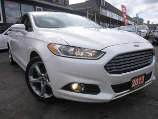 Used 2013 Ford Fusion SE BLUETOOTH, HEATED SEATS for sale in Scarborough, ON