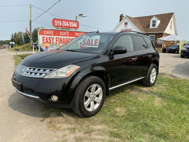 2006 Nissan Murano SL 2WD call/text 519 732 7478,really well equipped, at a very low price.