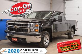 Used 2014 Chevrolet Silverado 1500 DOUBLE CAB 4X4 | SUPER CLEAN for sale in Ottawa, ON