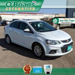 Used 2018 Chevrolet Sonic LT for sale in Saskatoon, SK