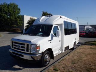 Used 2016 Ford Econoline E-350 15 passenger Bus for sale in Burnaby, BC