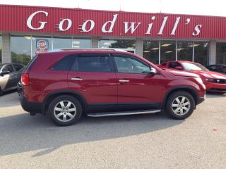 Used 2012 Kia Sorento LX! HEATED SEATS! for sale in Aylmer, ON