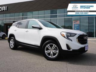 Used 2018 GMC Terrain SLE | 1 OWNER | APPLE CARPLAY | HTD SEATS  - $147 B/W for sale in Brantford, ON