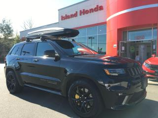 Used 2018 Jeep Grand Cherokee Trackhawk for sale in Courtenay, BC