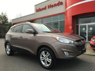Used 2010 Hyundai Tucson GLS for sale in Courtenay, BC