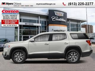 New 2020 GMC Acadia SLT for sale in Ottawa, ON