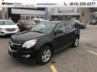 Used 2015 Chevrolet Equinox LT  2LT, LEATHER, NAV, REMOTE START, REAR  CAMERA, LOW KM! for sale in Ottawa, ON