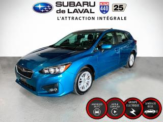 Used 2018 Subaru Impreza 2.0i Touring Awd Hatchback for sale in Laval, QC