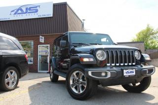 Used 2020 Jeep Wrangler Unlimited SAHARA ETORQUE for sale in Scarborough, ON