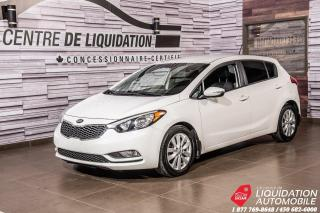 Used 2016 Kia Forte5 EX + MAGS + BLUETOOTH + FOG for sale in Laval, QC