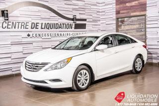 Used 2013 Hyundai Sonata GL+SIEGE/CHAUFF+BLUETOOTH+GR/ELECT for sale in Laval, QC