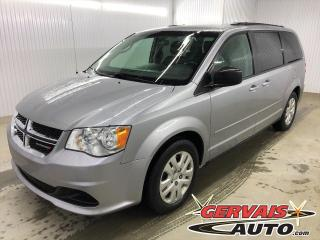 Used 2016 Dodge Grand Caravan SXT Stow N Go A/C 7 Passagers *Bas Kilométrage* for sale in Trois-Rivières, QC