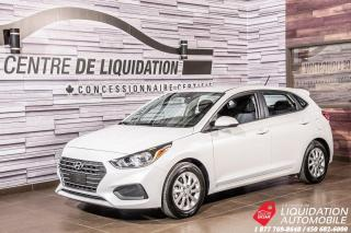 Used 2020 Hyundai Accent Preferred for sale in Laval, QC