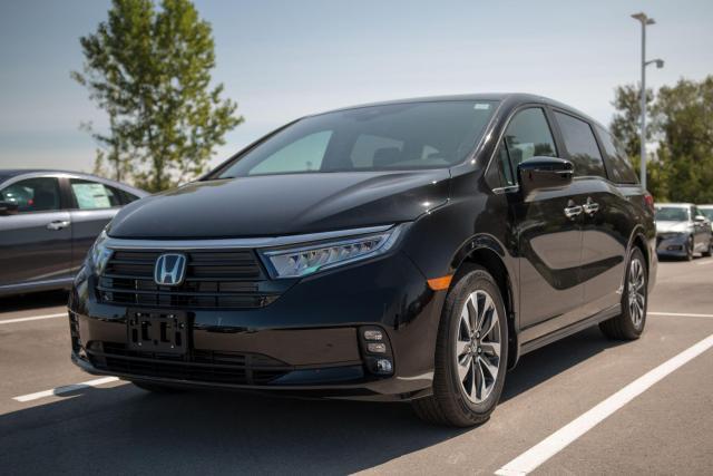 2021 Honda Odyssey EX-L RES ODYSSEY 5 DOORS