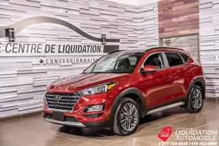 Used 2019 Hyundai Tucson Luxury for sale in Laval, QC