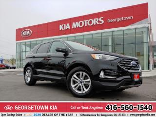 Used 2020 Ford Edge SEL | AWD | CLEAN CARFX | LTHR| NAVI | BU CAM |20K for sale in Georgetown, ON