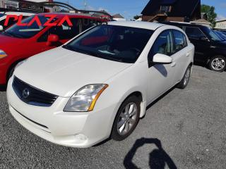 Used 2012 Nissan Sentra 4dr Sdn  2.0, MAGS for sale in Beauport, QC