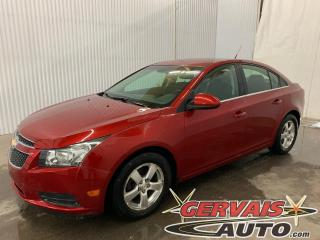 Used 2012 Chevrolet Cruze LT Turbo+ w/1SB Mags A/C for sale in Trois-Rivières, QC