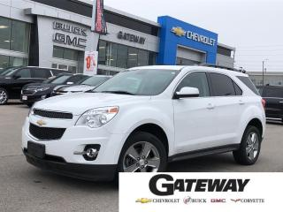 Used 2015 Chevrolet Equinox LT / AUTOMATIC / REMOTE STARTER / BLUETOOTH / for sale in Brampton, ON
