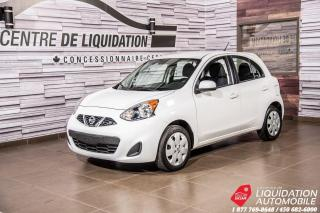 Used 2017 Nissan Micra for sale in Laval, QC