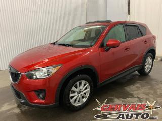 Used 2014 Mazda CX-5 GS 2.5 Toit ouvrant Caméra Mags *Bas Kilométrage* for sale in Trois-Rivières, QC