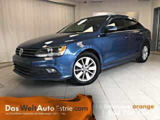 Used 2015 Volkswagen Jetta 2.0 TDI Comfortline, Toit, Automatique for sale in Sherbrooke, QC