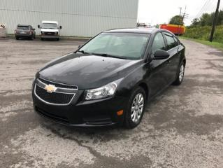 Used 2011 Chevrolet Cruze LS berline 4 portes avec 1SA for sale in Québec, QC