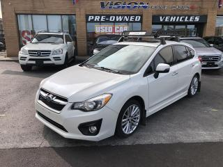 Used 2014 Subaru Impreza 5dr HB Man 2.0i w-Limited Pkg-NAVI-BACK UP CAM for sale in North York, ON