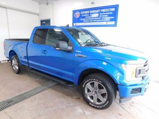 Used 2019 Ford F-150 SPORT LEATHER NAVI SUNROOF for sale in Listowel, ON