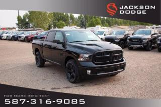 New 2019 RAM 1500 Classic SLT | Sunroof | Remote Start | Heated Seats & Steering Wheel for sale in Medicine Hat, AB