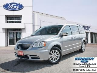 Used 2016 Chrysler Town & Country Limited for sale in Oakville, ON