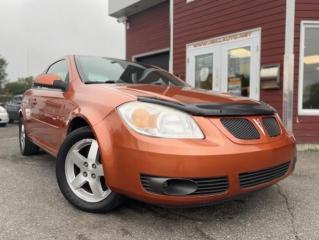 Used 2006 Pontiac G5 Coupé SE 2 portes for sale in Drummondville, QC