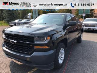 Used 2017 Chevrolet Silverado 1500 WT for sale in Orleans, ON