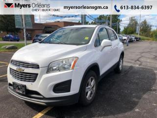 Used 2015 Chevrolet Trax LT for sale in Orleans, ON