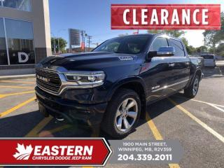 New 2020 RAM 1500 Limited | Fwd Collision Wrn | for sale in Winnipeg, MB