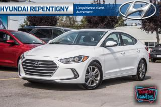 Used 2018 Hyundai Elantra GL 4 PORTES**A/C, MAGS, SIEGES CHAUFFANTS** for sale in Repentigny, QC