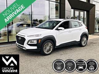 Used 2018 Hyundai KONA PREFERRED AWD ** GARANTIE 10 ANS ** Voici votre chance de faire l?acquisition d'un Kona à bas prix! for sale in Shawinigan, QC