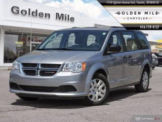 Used 2019 Dodge Grand Caravan Canada Value Package: Demo, Value Price, A/C, Remote Entry, BackUp Camera, 2.99% OAC* for sale in London, ON