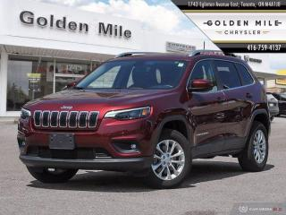 Used 2019 Jeep Cherokee North 4x4, Demo, Heated Wheel, BackUp Camera, Remote Starter, 2.99% OAC* for sale in London, ON