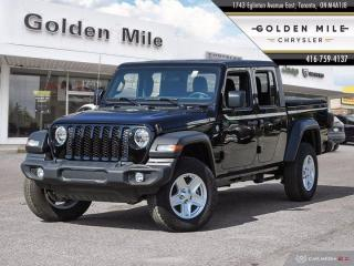 Used 2020 Jeep Gladiator Demo --Sport S 4x4: Remote Starter, Tonneau Cover, 7