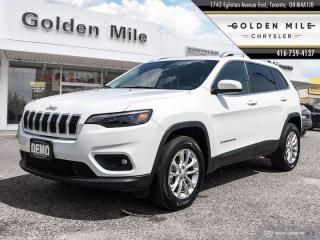 Used 2019 Jeep Cherokee North 4x4: Demo, Heated Wheel, BackUp Camera, Remote Starter, 2.99% OAC* for sale in London, ON