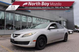 Used 2011 Mazda MAZDA6 GS Self Certify - Click Here! Test Drive Appts Available! for sale in North Bay, ON