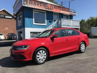 Used 2015 Volkswagen Jetta Trendline+ **Auto/Reverse Cam/Heated Seats** for sale in Barrie, ON