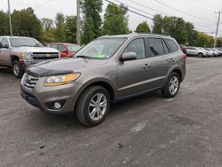 Used 2011 Hyundai Santa Fe GL Premium for sale in Madoc, ON
