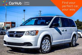 Used 2020 Dodge Grand Caravan SXT 45 KM Stow N Go Power windows Power Locks Keyless Entry for sale in Bolton, ON